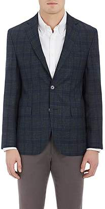 Piattelli MEN'S PLAID WOOL-BLEND TWO-BUTTON SPORTCOAT