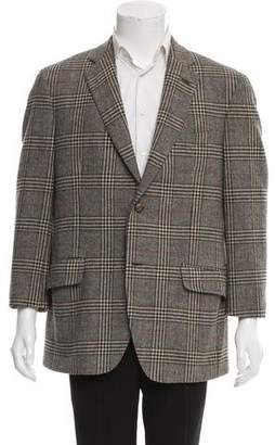 Etro Wool Two-Button Blazer