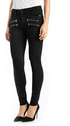 Paige Transcend - Edgemont High Rise Ultra Skinny Jeans