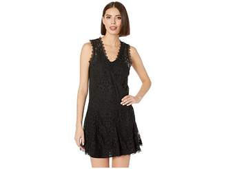 Scully Sleeveless Lace Party Dress