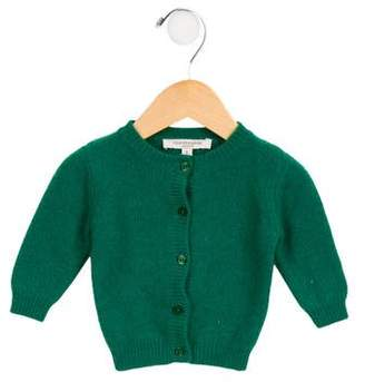 Caramel Baby & Child Girls' Knit Button-Up Cardigan