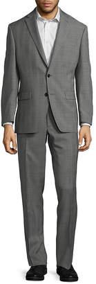 Ralph Lauren Ultraflex Slim-Fit Windowpane Wool Suit