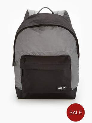 Nicce Reflective Backpack