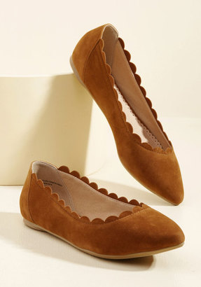 Wholeheartedly Whimsical Velvet Flat in 6 $49.99 thestylecure.com