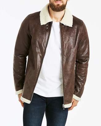 1edafc2473 Sheepskin Jackets For Men - ShopStyle UK