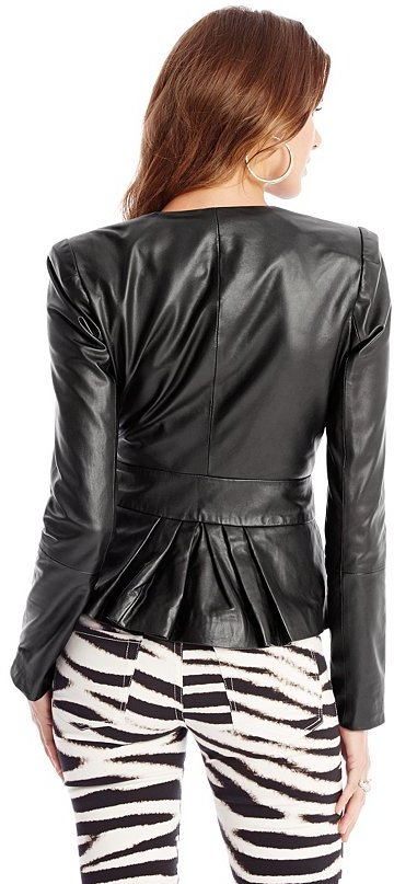 GUESS by Marciano Raquel Leather Jacket