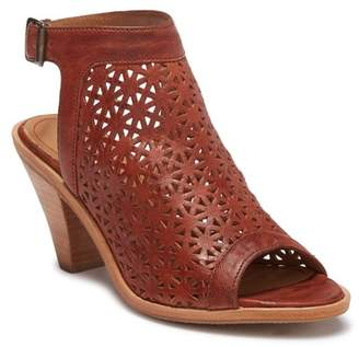 Trask Paisley Leather Sandal