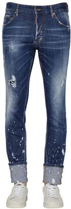 DSQUARED2 16.5cm Cool Guy Cropped Denim Jeans