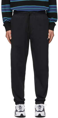 Nike Black Fleece Lounge Pants