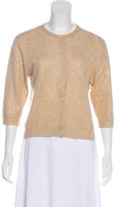 Autumn Cashmere Cashmere Knit Cardigan