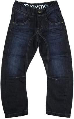Minymo Kinder Unisex Jeans Gerader Schnitt Leichte Waschung Alter 5-6 Jahre Groe: 116 Farbe: Dunkelblau 3729