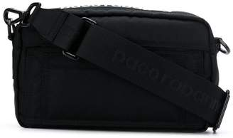 Paco Rabanne zipped crossbody bag