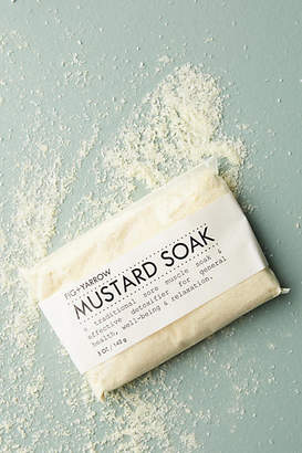 Fig + Yarrow Mustard Soak Bath Packet