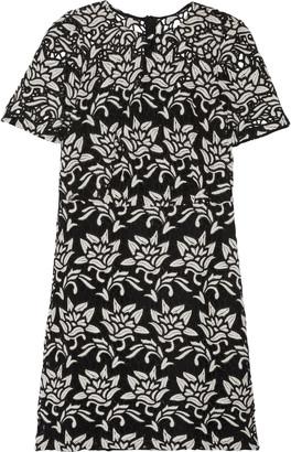 Sandro Rinda guipure lace mini dress $510 thestylecure.com