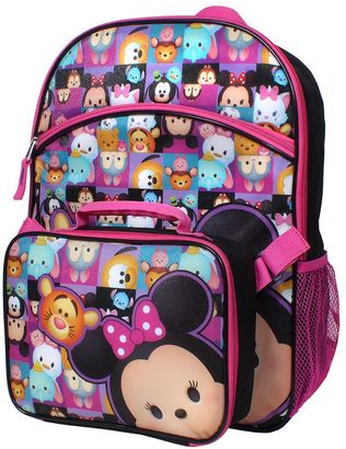 Disney's Tsum Tsum Backpack & Lunch Tote Set $29.99 thestylecure.com