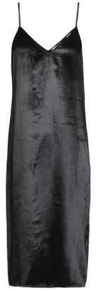 Equipment Chenille Slip Dress
