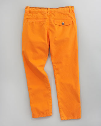 Paul Smith DRICE REG FLAT FRNT PANT8-10