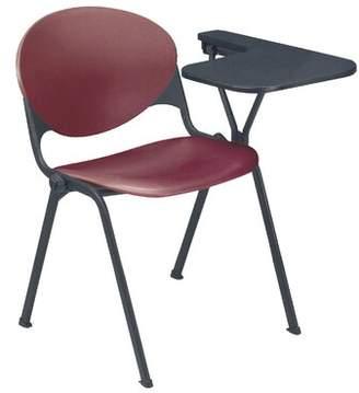 3.1 Phillip Lim KFI Seating Manufactured Wood Tablet Arm Desk KFI Seating