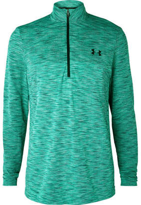 Under Armour Vanish Seamless Mélange Heatgear Half-Zip Top