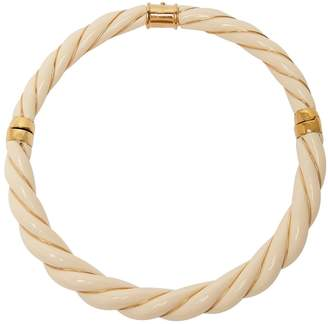 Aurelie Bidermann Diana enamel necklace