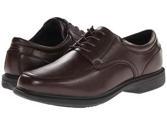 Nunn Bush Bourbon Street Moc Toe Oxford with KORE Slip Resistant Walking Comfort Technology
