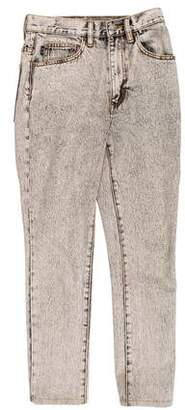 Marc Jacobs High-Rise Skinny Jeans