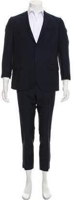 Gucci Wool & Mohair Two-Piece Suit