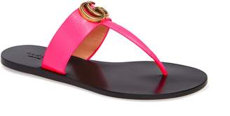 3037e8b9b472 Gucci Pink Women s Sandals - ShopStyle
