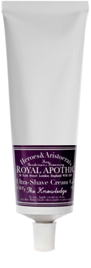 Smallflower Royal Apothic Ultra-Shave Cream Gel (The Knowledge)