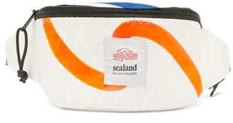 Sealand - Moon Ripstop Cross Body Bag - Mens - White Multi