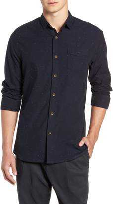 Descendant of Thieves Midnight Dot Speck Sport Shirt