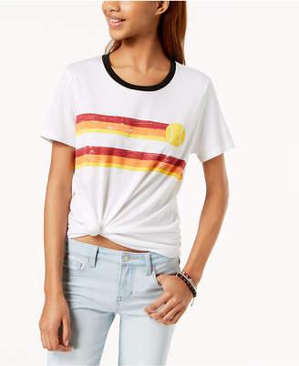Carbon Copy Tennis Ball Graphic T-Shirt