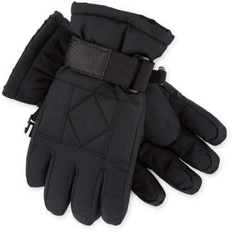 IGLOOS Igloos Boys Thinsulate Lined Waterproof Gloves With Snow Cuff
