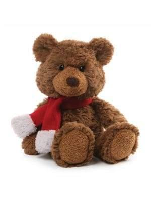 Gund Baby's Teddy Bear with Woolen Scarf Soft Toy