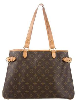 Louis Vuitton Monogram Batignolles Horizontal Brown Monogram Batignolles Horizontal