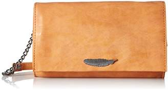 Icon Eyewear Twig & Arrow Feather Wallet On A String
