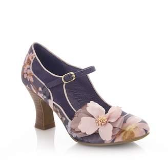 Ruby Shoo Women's Floral Madelaine Mary Jane Pumps UK 5 EU 38