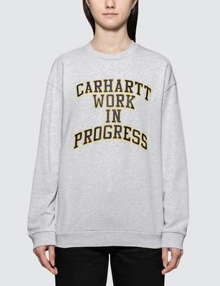 Carhartt Work In Progress W' Wip Division Sweatshirt