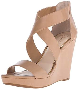 Jessica Simpson Women's Jinxxi Wedge Sandal