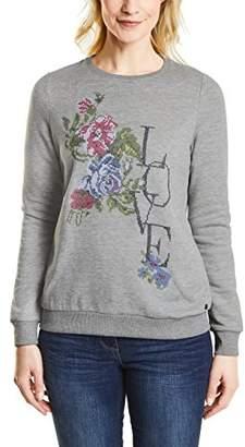 Cecil Women's 300582 Sweatshirt