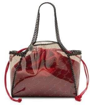 at Saks Fifth Avenue · Stella McCartney Falabella Monogrammed Dual Tote Bag 54501b3745