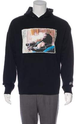 Ovadia & Sons Bob Marley Patch Hoodie