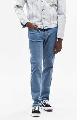PacSun Slim Fit Raw Hem Medium Jeans