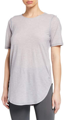 Under Armour Breathe Racerback Short-Sleeve Active Tee