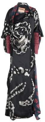 Vivienne Westwood (ヴィヴィアン ウエストウッド) - アンドレアス・クロンターラー フォー ヴィヴィアン・ウエストウッド ロングワンピース&ドレス