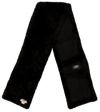 UGG UGG Australia Pull-Through Shearling Scarf