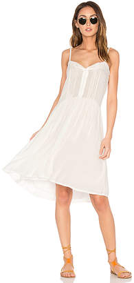 Cleobella Renny Short Dress in White $141 thestylecure.com