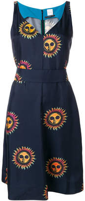Paul Smith Sun print dress