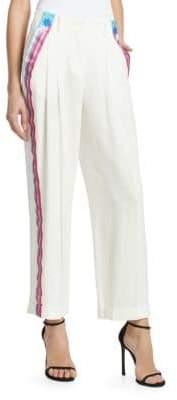 Emporio Armani Striped Track Pants