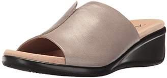 Trotters Women's Ellie Wedge Slide Sandal
